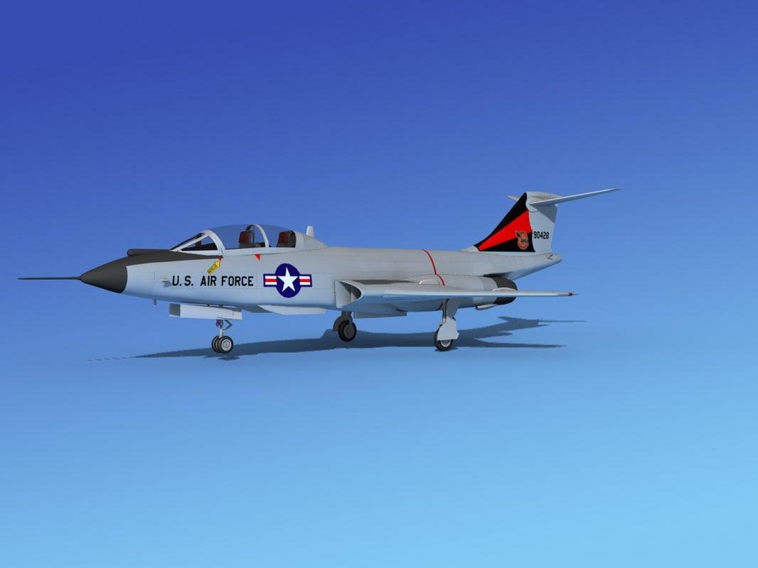 f-101 voodoo jet fighters max