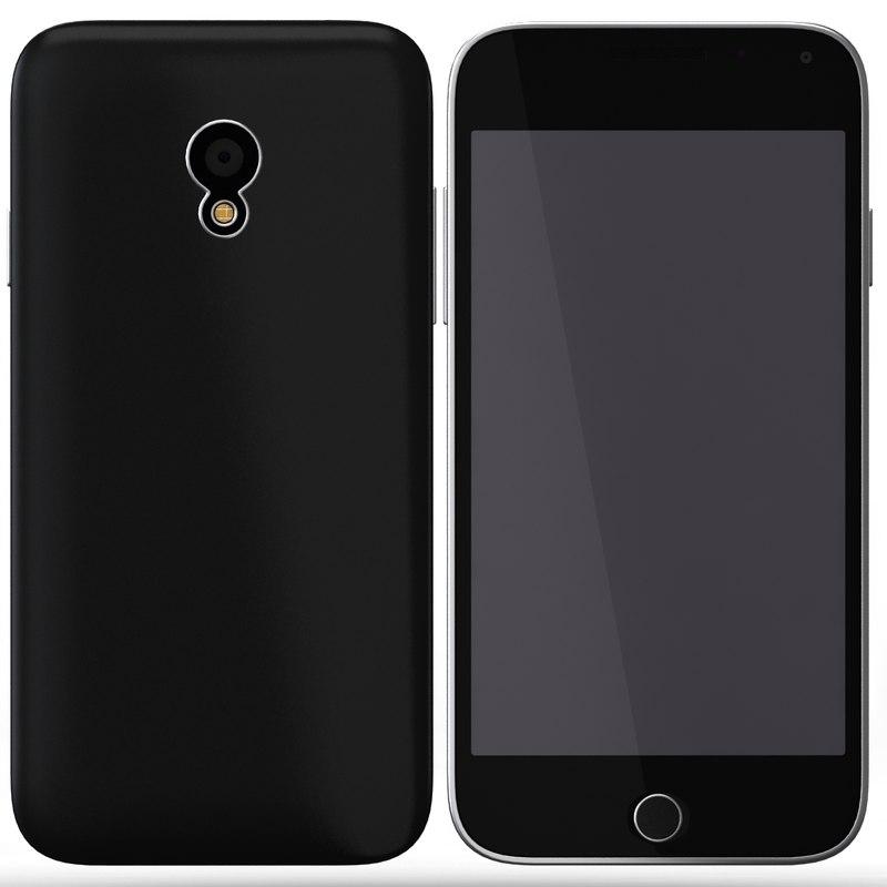 3d generic phone