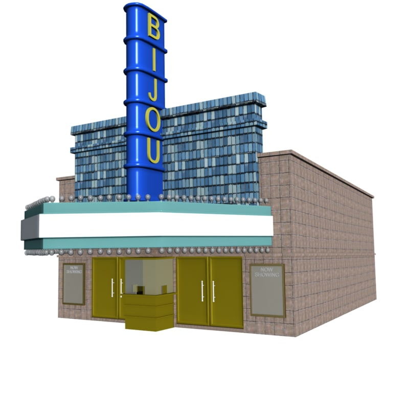 movie theater max