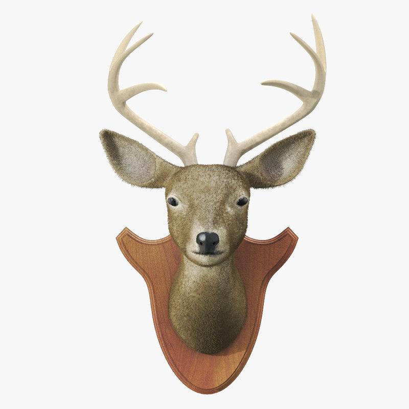 deer head max