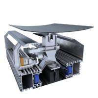 tilt tray dxf