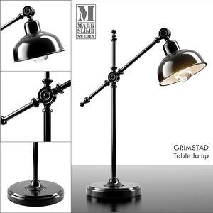 max markslöjd table lamp