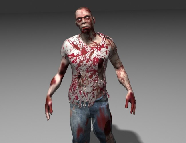 zombie character max