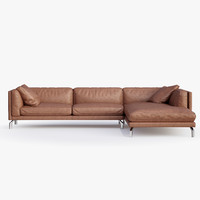 DWR - Como Sectional Chaise