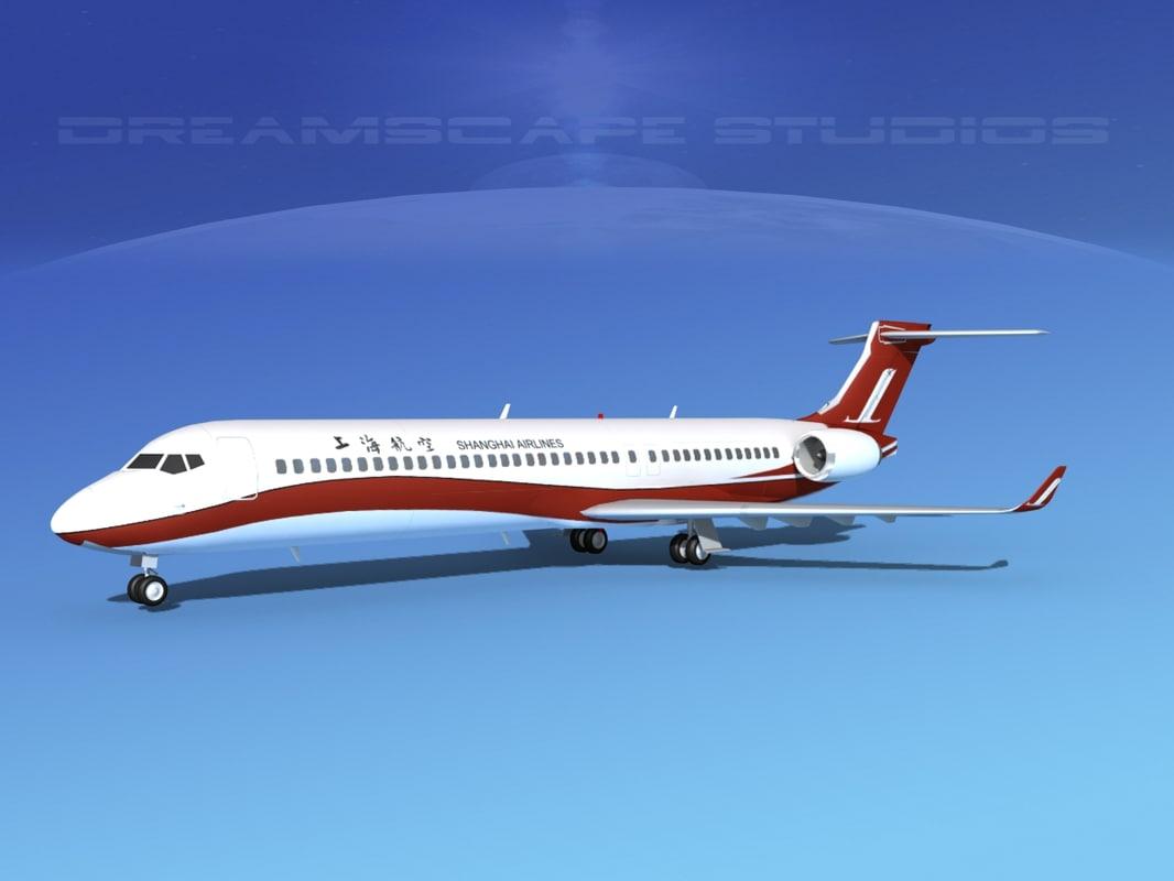 max comac airliner