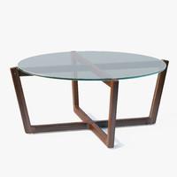 DWR - Atlas Coffee Table