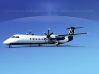 Dehaviland DHC-8 400 Air Charter Intl