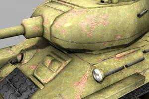 3ds max 85 t-34
