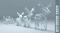 max sleigh santa claus