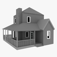 Free House 3D Models for Download | TurboSquid
