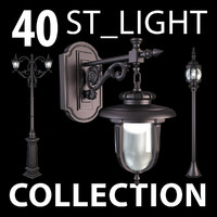 Street Lights Collection
