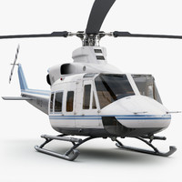 3d eurocopter bell private