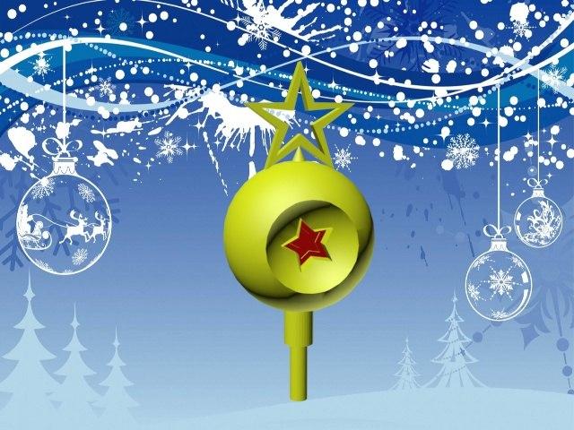 christmas tree topper max