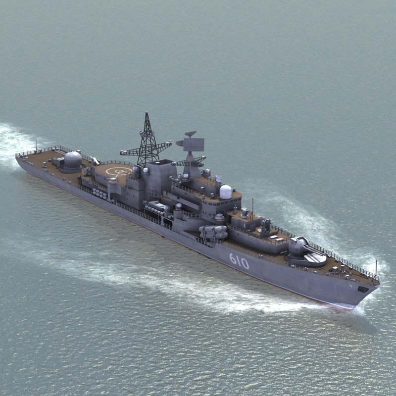 3ds type 956 class destroyer