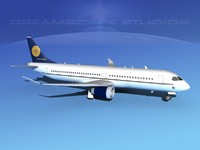 obj comac c919 airliners