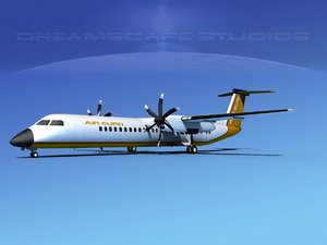 dhc-8-400 400 max