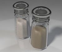 salt pepper 3d 3ds