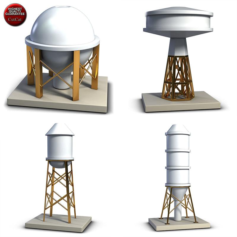 industrial tanks max