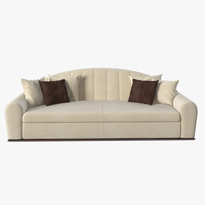 3dsmax mobilidea regency sofa