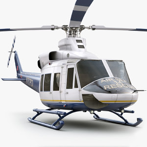 eurocopter bell 412 police max