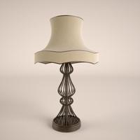 Retro Wired Lamp