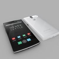 3d model oneplus