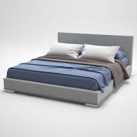 materasse bed bolzan letti 3d max