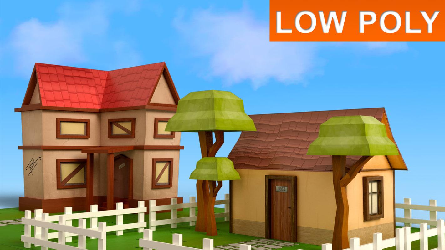 obj houses games