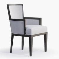 max ironies - demeter armchair