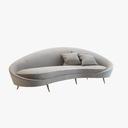 Ico Parisi - Curved Sofa