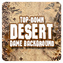 Desert Jungle Game Background