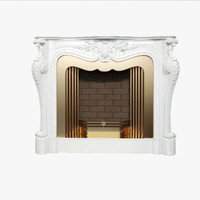 fireplace miles fleur 1730 max