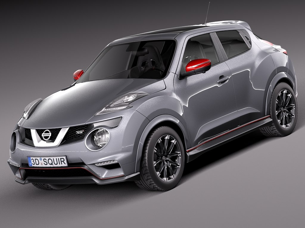 3ds 2015 Nissan Rs