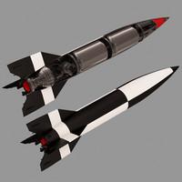 Ballistic Missile V-2