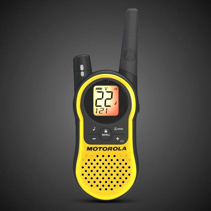motorola mh230tpr way radio