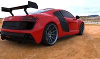 Audi R8 e Tron Concept