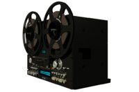 3d reel tape deck