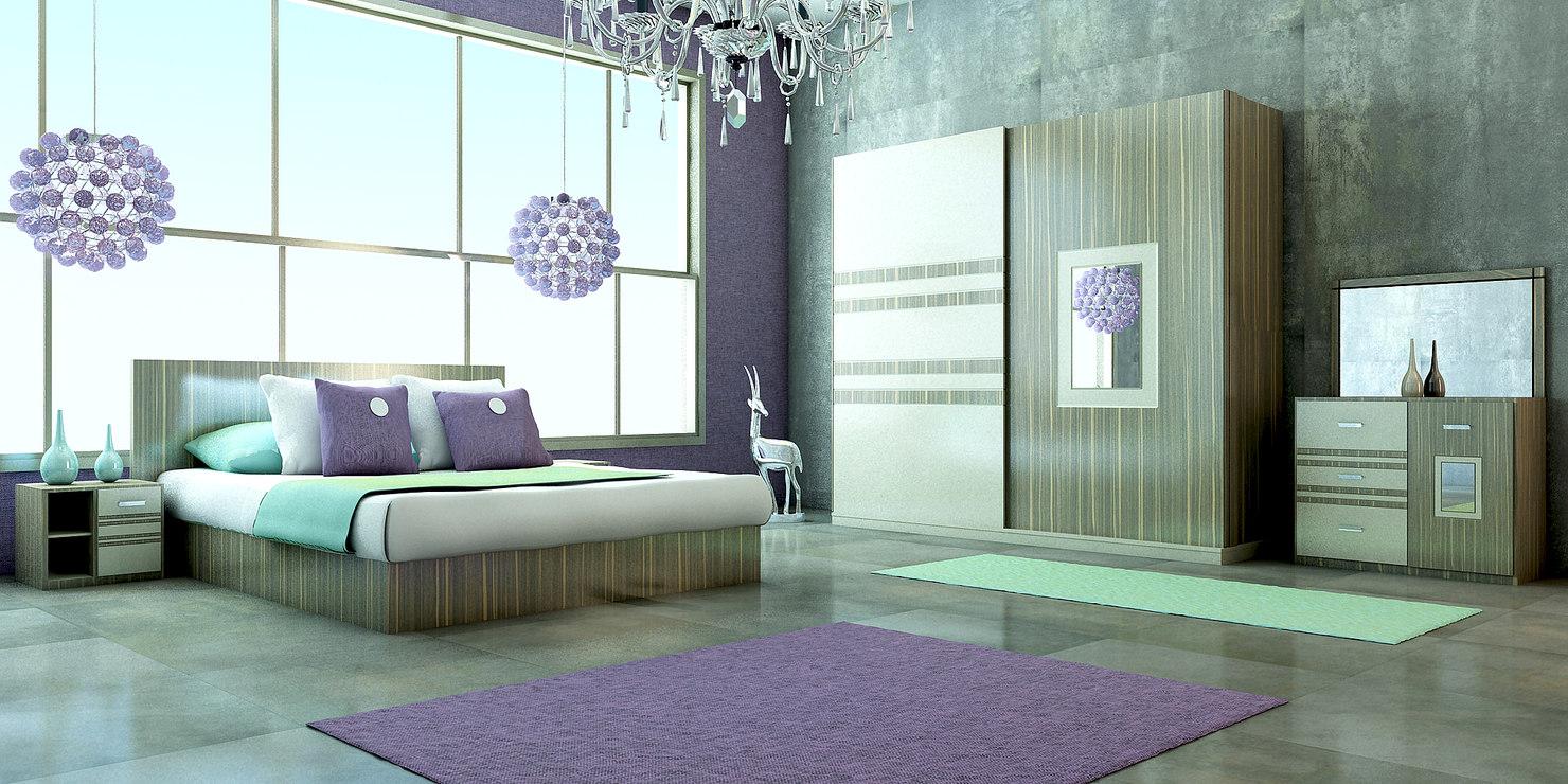 3d model bedroom design