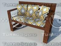 terrace teak chair