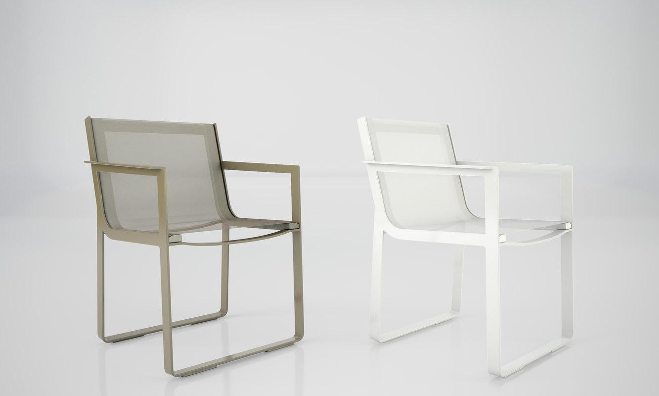 gandia blasco chair 3d max