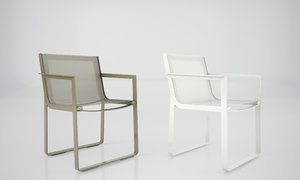 gandia blasco chair 3d max