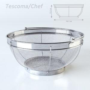 3ds max basket straining chef tescoma