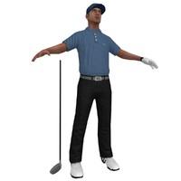 golfer 3 obj