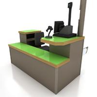 checkout desk phone 3ds