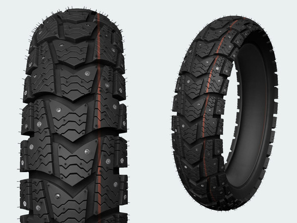 3d model of tire