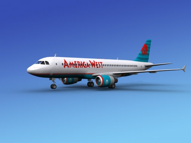3ds airline airbus