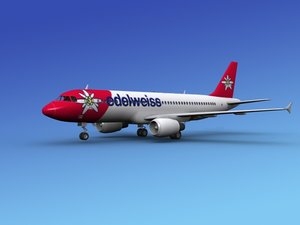 dxf airline airbus