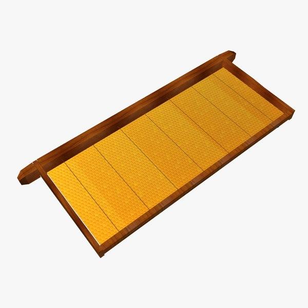 3d 3ds honeycomb