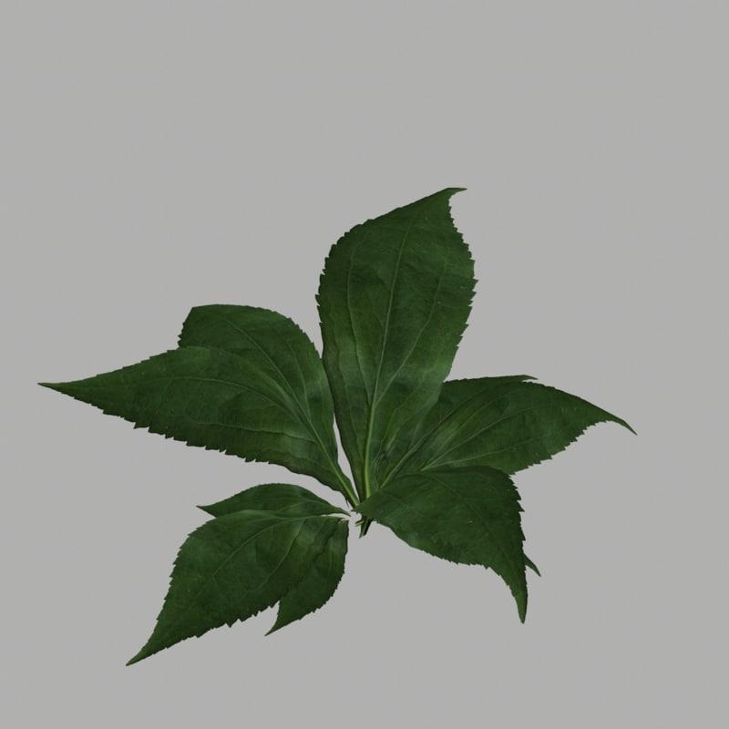 3ds max bush 9