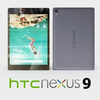 Htc Nexus 9 Black